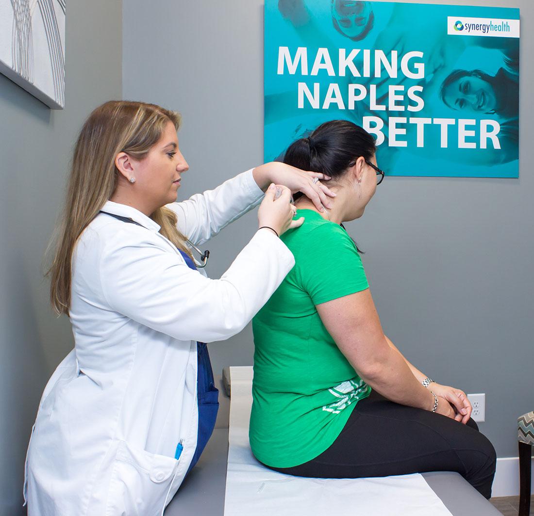 Nerve Block Treatments in Naples