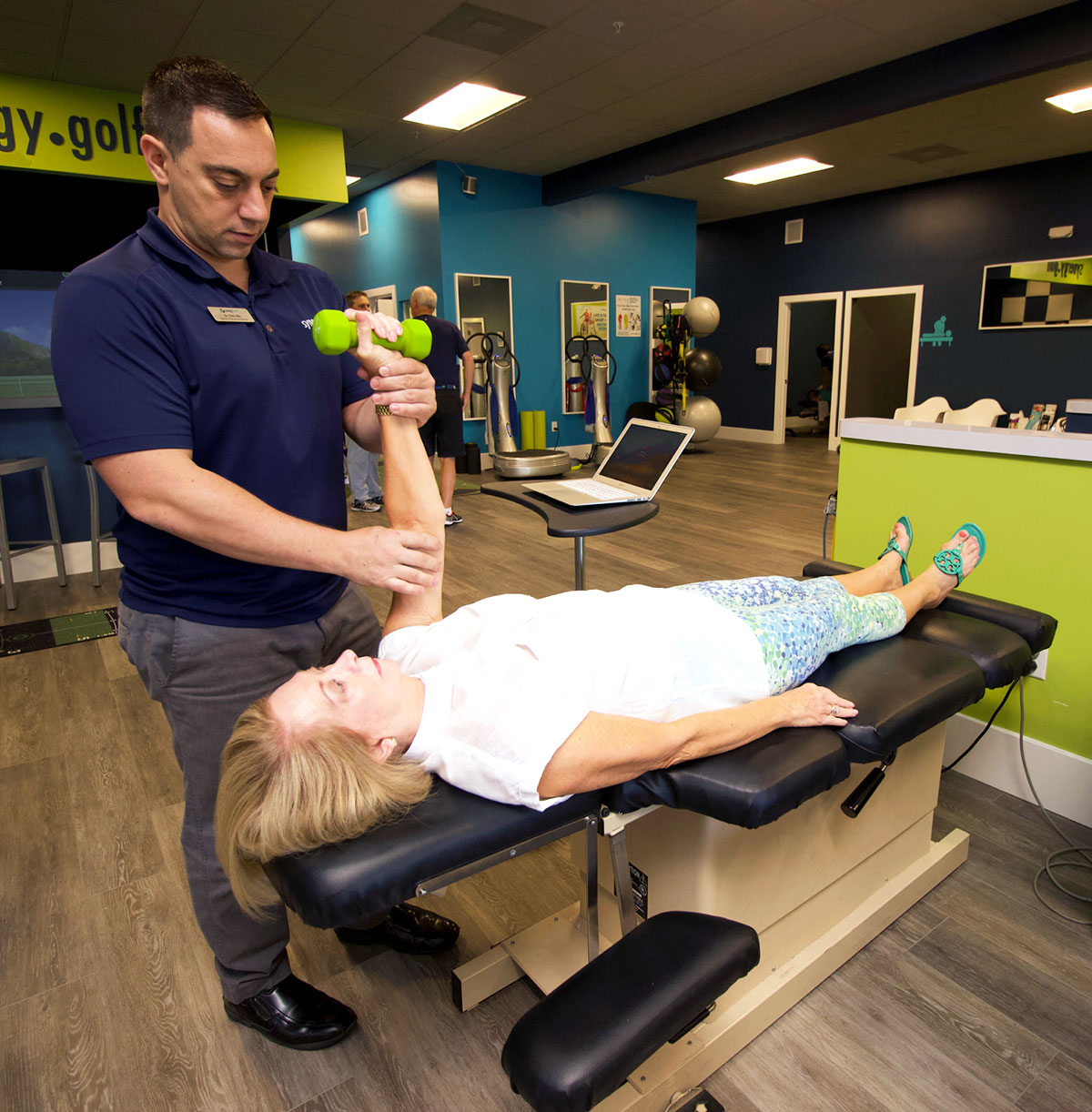 Physical Therapy Treatment in Naples